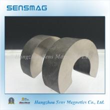 Manufacture Customized AlNiCo Magnet C Shape