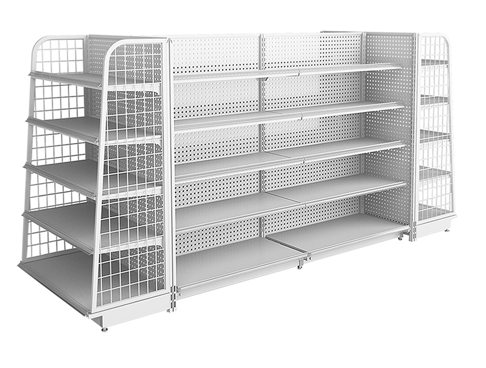 Store Backhole Shelves
