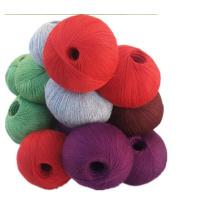 Fil de laine de cachemire de haute qualité en Chine