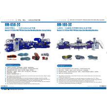 Rotary Sport Shoe Sole Making Machine
