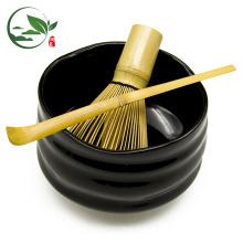 Japanischer Chasen für die Herstellung von Matcha Grüntee, japanischer Matcha Schneebesen Chasen Set, japanische Teezeremonie Bambus Tee Schneebesen Chasen