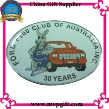 Metal Car Badge for Gft (m-B36)