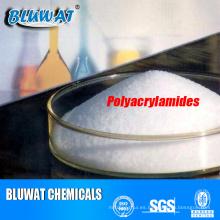 Floculante de poliacrilamida de polímero en polvo de alta calidad
