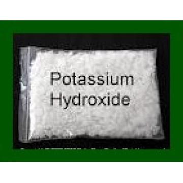 Caustic Potassium Hydroxide Flake 90% 95%/ Liquid 48%