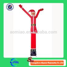 fast shipping christmas santa claus advertising air dancer
