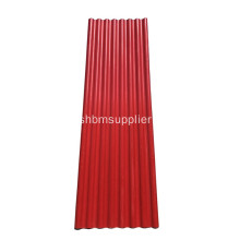 100% Non Asbest Corrugated Roofing Sheets