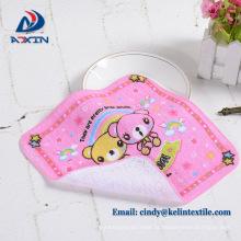 Promoção do presente 100% algodão impresso japonês pequena toalha de mão