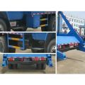DFAC 140-160HP Swing Arm Container Sampah Truck