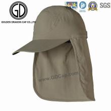 Comfortable Earflap Cap / Legionnaire Cap / Racing Cap