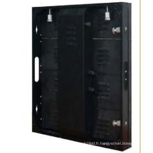 Affichage à LED extérieur mince de 500X500mm (LEDSOLUTION P7.81)