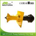 Bomba Centrífuga de Processamento Mineral Vertical
