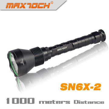 Maxtoch-SN6X-2-Long-Range-18650 Outdoor-LED-Taschenlampe