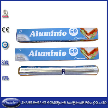 Restaurante Reciclable Cocina Uso Papel de aluminio