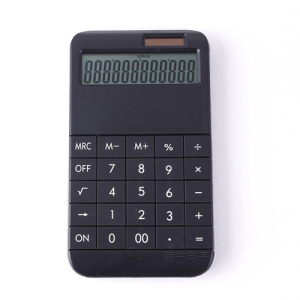12 Digits Calculator with Colorful Press Key