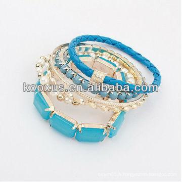 Bracelet en cuir bracelet en cuir Bohemia Bracelet Bracelet