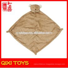 Manta de bebé de la manta del animal doméstico del paño grueso y suave de la manta del bebé del paño grueso y suave de Coral