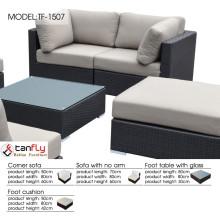 Modern metal sofa set aluminum frame european style sofa.