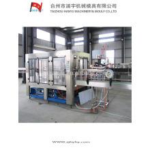 XGF24-24-8 washing filling capping machine