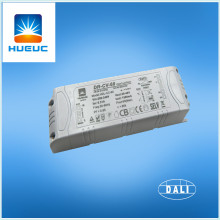 Driver led dimmable de plástico de 60w