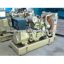 Generador diesel de energía de reserva de 22 kW con motor Cummins