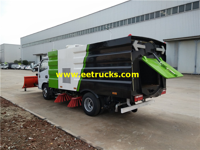 Airport Runway Sweeping Vehicles