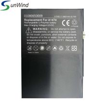 Replacement tablet pc ipad air 5 battery