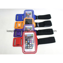 Fashionable Waterproof Neoprene Material Armband iPhone Case