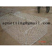 green terramesh hexagonal wire mesh