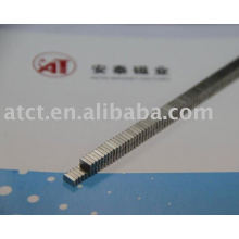 Precision NdFeB Magnet Part N53 for Rotor of Multimedia Device