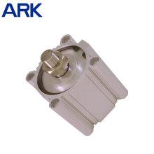 Alésage pneumatique compact cylindrique type KCQ2