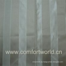 Tela de la cortina de la raya