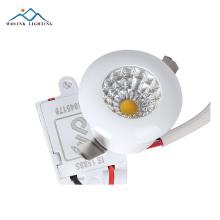 Factory price cool White IP44 emergency aluminum 1w led spot light