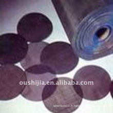 Anping Oushijia Black Wire Mesh / Cloth
