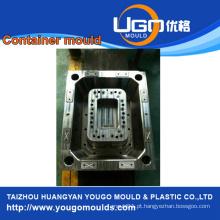 Molde plástico de molde e injeção de plástico personalizado