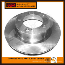 Disques de frein pour Toyota Land Cruiser LX570 UZJ200 43512-60180