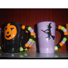Ceramic Mug with Ghost Printing
