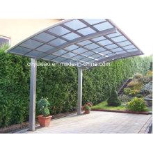 Aluminium Auto Parkplatz Vordächer und Carport für Auto