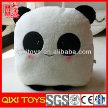 Latest design high quality plush led pillow