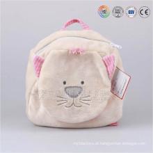 2016 Plush Cute Animal Bag Elefante Mochila para Crianças