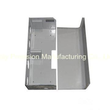 Изготовление металлического листа части с Вырезыванием лазера