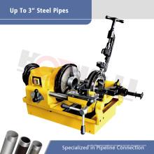 Máquina de corte de rosca de tubo
