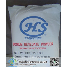 Lebensmittelqualität Natriumbenzoat CAS-Nr .: 532-32-1