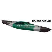 2015 billig Kunststoff Fischen Kajak / Kanu faltbaren Ruderboot auf Top-Verkäufe
