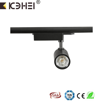 15W LED Tracklight 4 Draht 3phasig 4000K