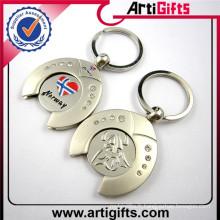 Wholesale souvenir porte-monnaie avec porte-clés perlé