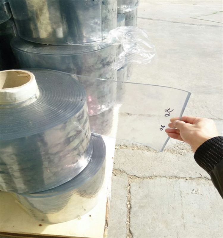 Soft Frosted PVC Roll Film