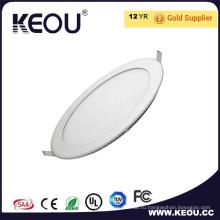 Сертификат CE/RoHS тонкий панель СИД освещения 3W/6W/9W/12Вт/18W/24W