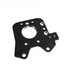 Custom black anodizing/plating cnc machined aluminium parts