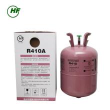 Buen precio hfc-R410A Cilindro irreflable 11.3 kg Puerto con 99.8% Venta en el mercado de Singapur