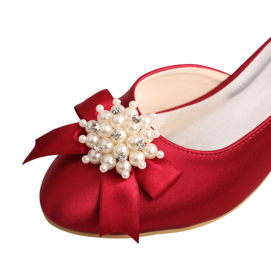 Kitten Heel Wedding Shoes